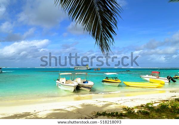 サイパン島の美しい休日。美しいサイパン島。