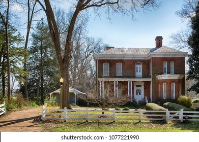 Beautiful home in rural Tennessee