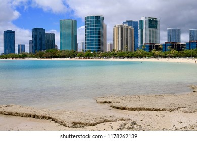 Beautiful Honolulu Skyline