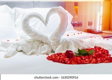 Hotel Room Valentine Images Stock Photos Vectors Shutterstock