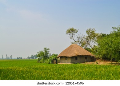 beautiful house of Indian village