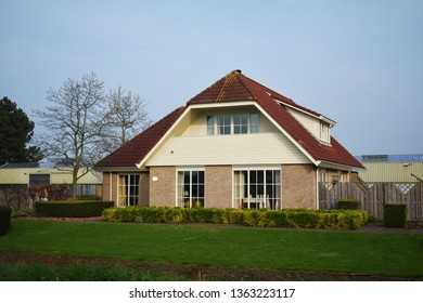 Beautiful house in a small town in the Netherlands, Amstelveen.