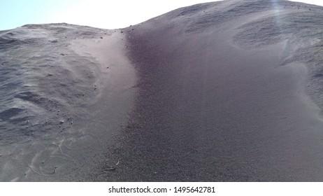 beautiful husk ash texture black color