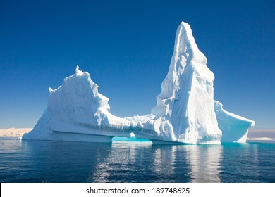 Beautiful  Iceberg, Antarctica