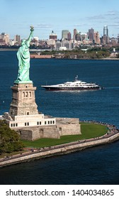 Beautiful images of Superyachts in New York City