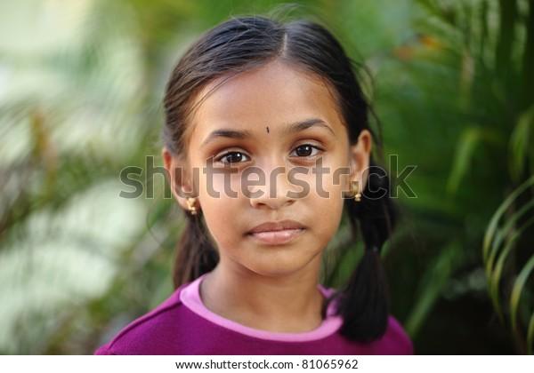 beautiful indian teen