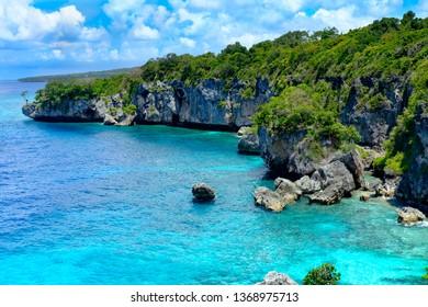 beautiful indonesian beach