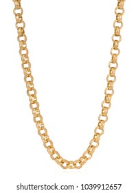 Beautiful  inter locked necklace chain