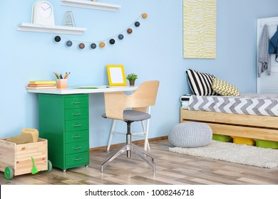 Beautiful interior of children's room