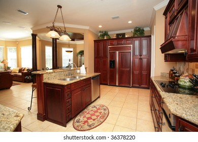 Beautiful Interior Kitchen