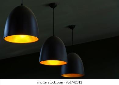 Beautiful Interior Lamp