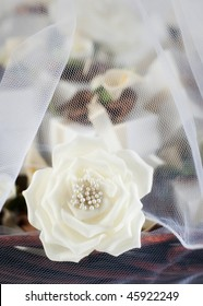 Beautiful intricate wedding decorations