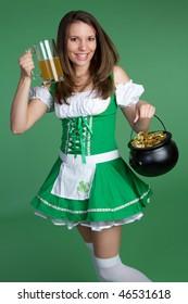 Beautiful Irish Woman