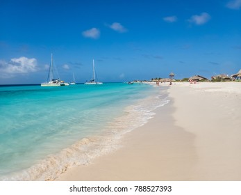 The beautiful island of Klein Curacao deserted island    Caribbean