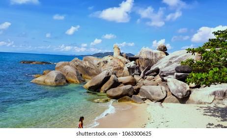 The Beautiful Island Koh Samui Thailand