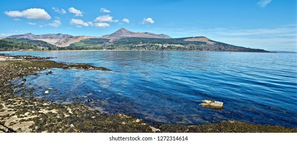Beautiful Isle of Arran - Firth of Clyde, Scotland
