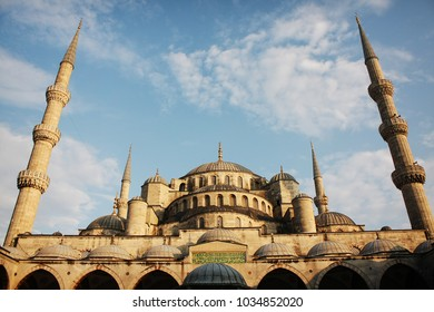 Beautiful Istanbul mosque