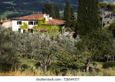 Beautiful Italian villa.
