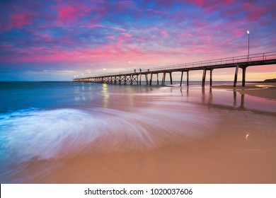 Beautiful Jetty Sunrise