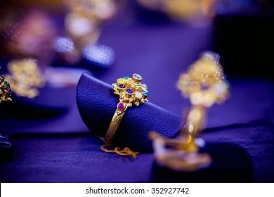 Beautiful jewelry.