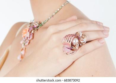 Beautiful jewelry - ring