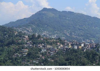 Beautiful Kalimpong in India