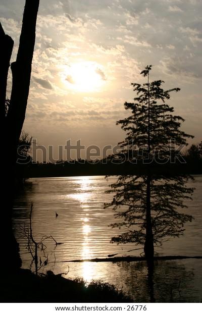 Beautiful Kentucky Sunset