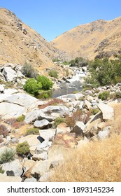 Beautiful Kern River in Sequoia National Forest, California, USA