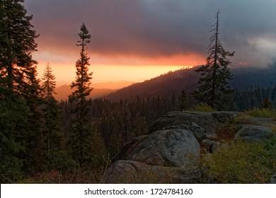Beautiful Kings Canyon National Park