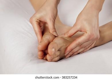 beautiful lady in underwear posing on a bed