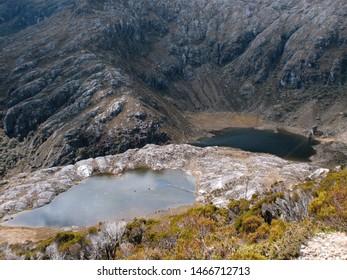 beautiful lake in Mérida - Venezuela