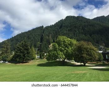 Beautiful landscape in autumn  - Shutterstock ID 644457844
