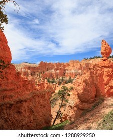 Beautiful Landscape of Bryce Canyon National Park