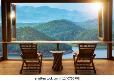 Hotel De Montaña Stock Photos Images Photography