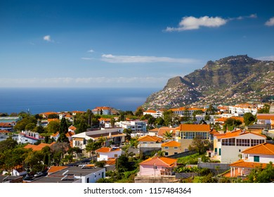 Beautiful landscape of Madeira, Portugal