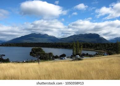 Beautiful landscape of New Zealand
