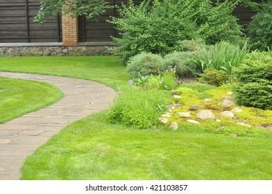 Beautiful Landscape Park