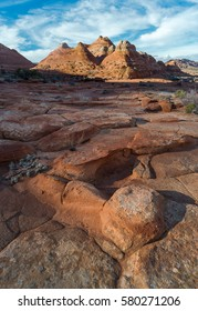 Beautiful landscape photography of erosion mountain around The Wave in North  Coyote Buttes, Arizona