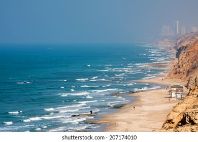 A Beautiful Landscape Of The Sea