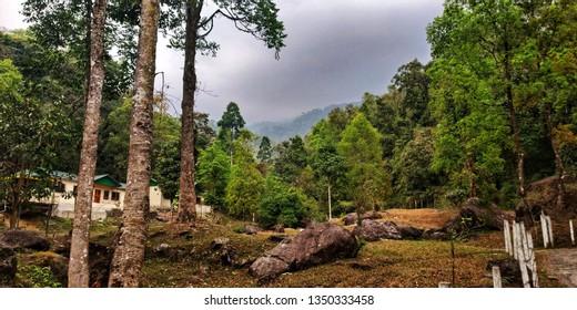 a beautiful landscape at Suntalekhola