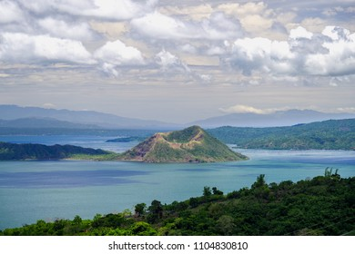 Beautiful landscape at Tagaytay,Philippines