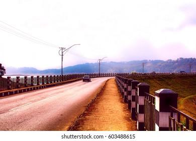 Beautiful Landscape, Umiam, Shillong, East Khasi hills, Meghalaya