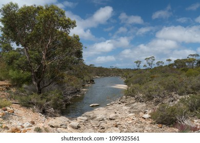 Beautiful landscape within the Fitzgerald River National Park, Western Australia