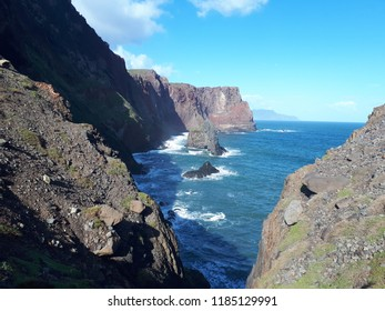 Beautiful landscapes in Madeira
