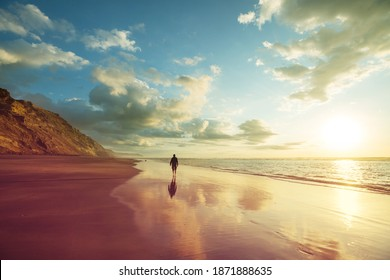 Beautiful landscapes it the Ocean Beach, New Zealand. Inspiring natural and travel background - Shutterstock ID 1871888635