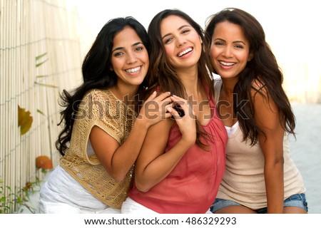 Latin WomanPhysical Traits