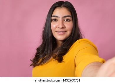 Cute latina bbw