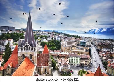 Beautiful Lausanne
