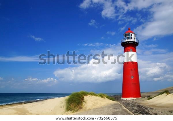 Beautiful Light House - Landscape wide view