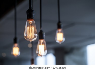beautiful lighting decoration